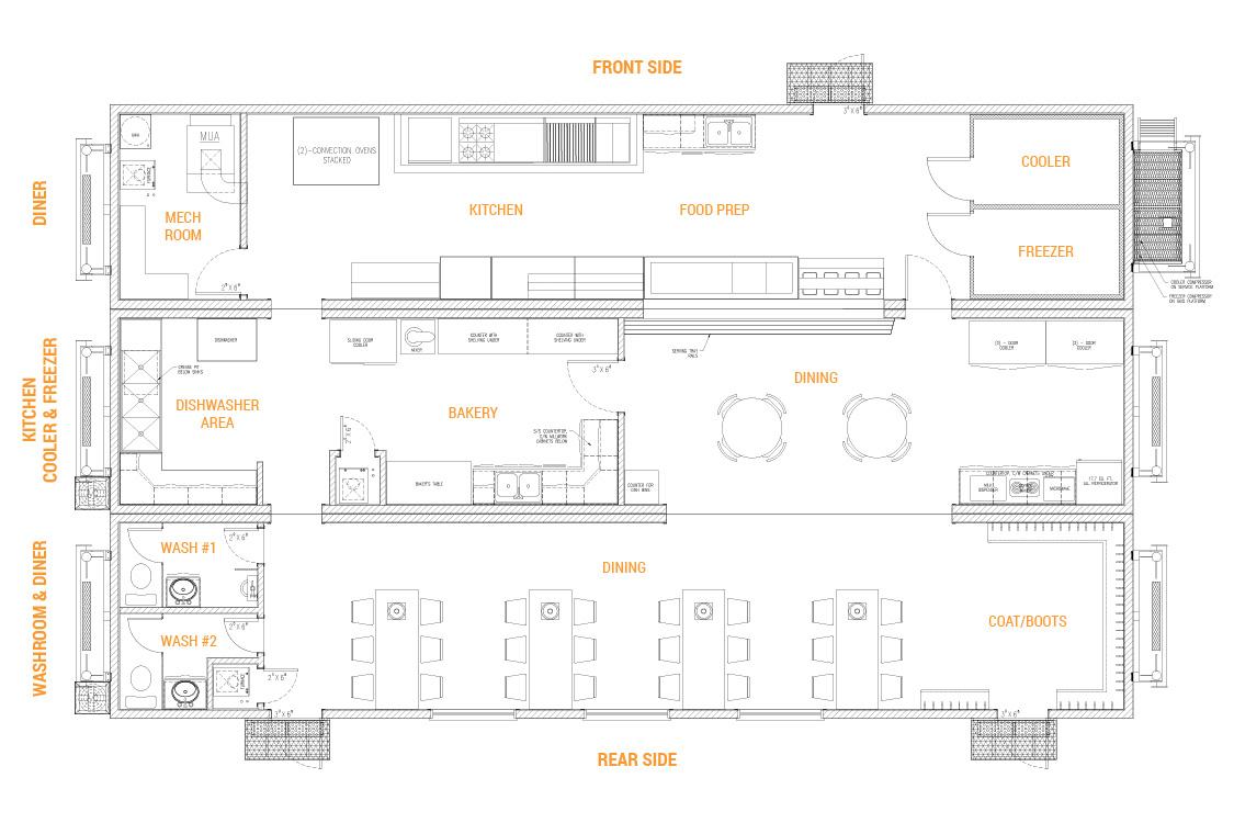 Kitchen Complex (3 Boxes)
