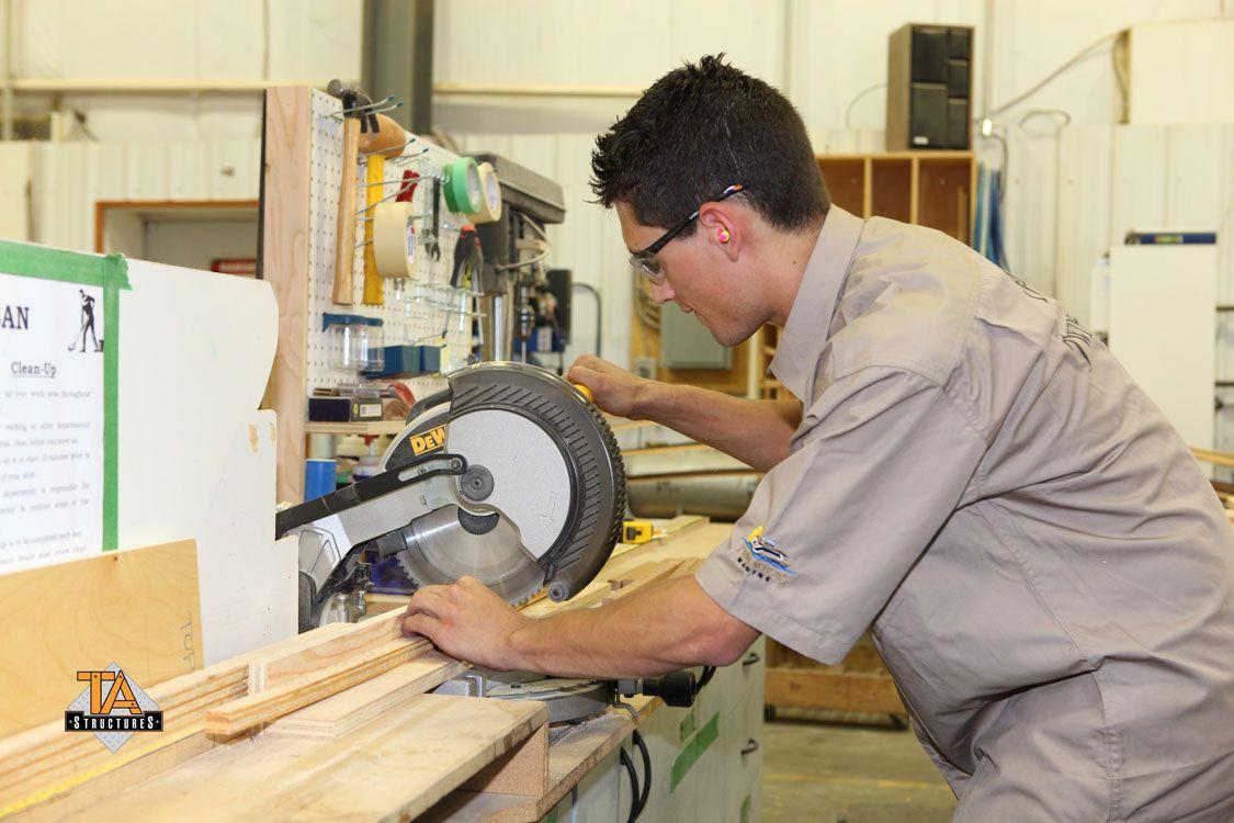 TA Structures Staff (Millwork)