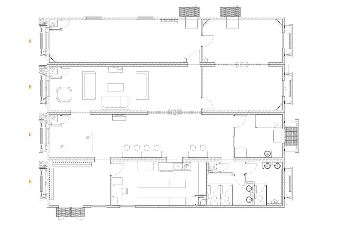 Recreation Complex (4 Boxes)