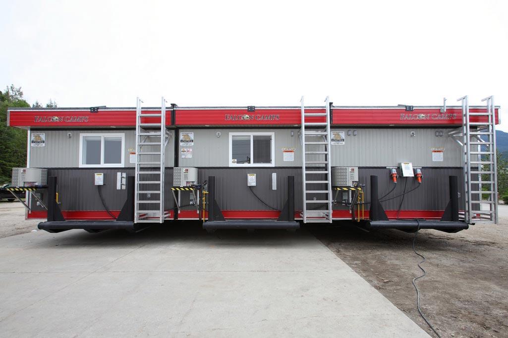 Modular Building Exterior