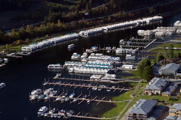 Twin Anchors Marina
